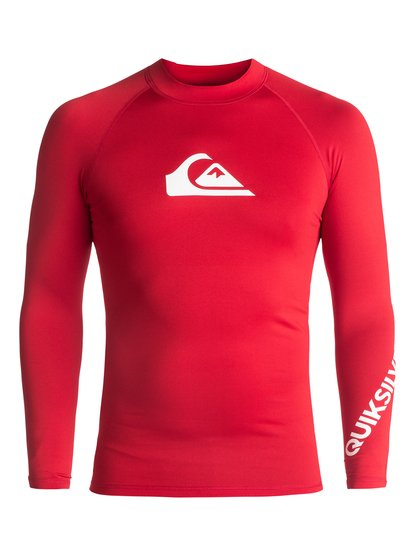 All Time - Long Sleeve UPF 50 Rash Vest  EQYWR03034