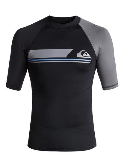 Active - Short Sleeve UPF 50 Rash Vest  EQYWR03073