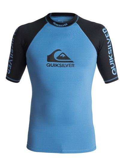 On Tour - Short Sleeve UPF 50 Rash Vest  EQYWR03075