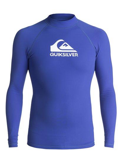 Heater - Long Sleeve UPF 50 Rash Vest  EQYWR03078