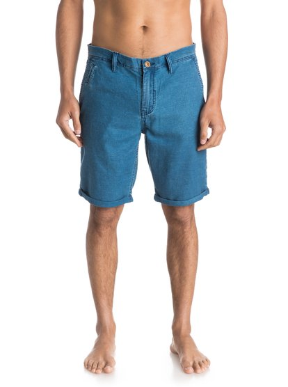 Quiksilver Men's Krandy Linen Shorts