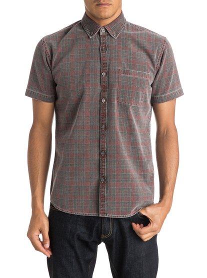 Quiksilver Prelock Short Sleeve Shirt