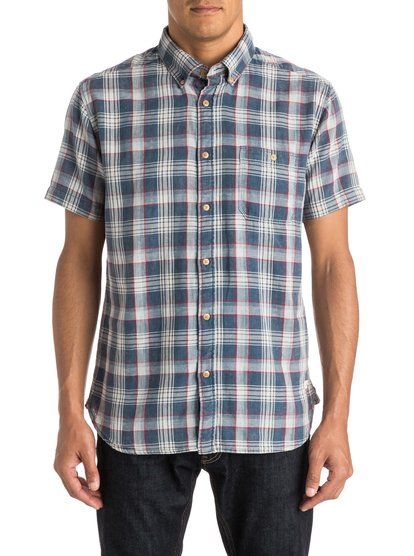 Quiksilver Men's Brightshade Short Sleeve Shirt