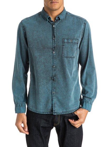 Мужская рубашка с длинным рукавом The Clackton