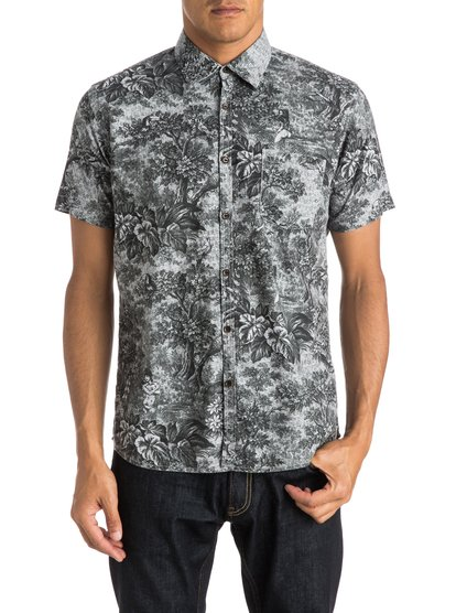 Quiksilver Sunset Tunnel Shirt Short Sleeve Shirt