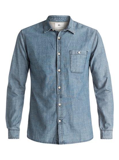 The Chambray - Long Sleeve Shirt  EQYWT03349