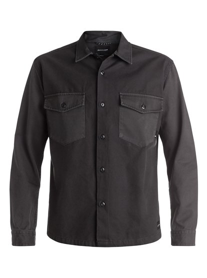 Counter Fire - Long Sleeve Overshirt  EQYWT03353