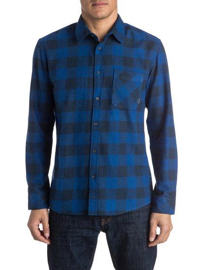 Рубашка Motherfly Flannel с длинным рукавом