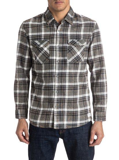 Рубашка Lost Wave Flannel с длинным рукавом<br>