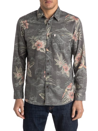 Рубашка с длинным рукавом Parrot Jungle<br>