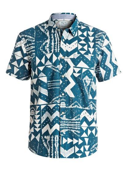 Рубашка с коротким рукавом East Cape Crowns от Quiksilver