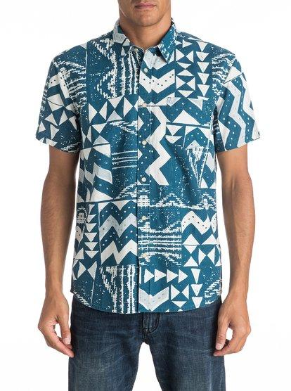 Рубашка с коротким рукавом East Cape Crowns&amp;nbsp;<br>