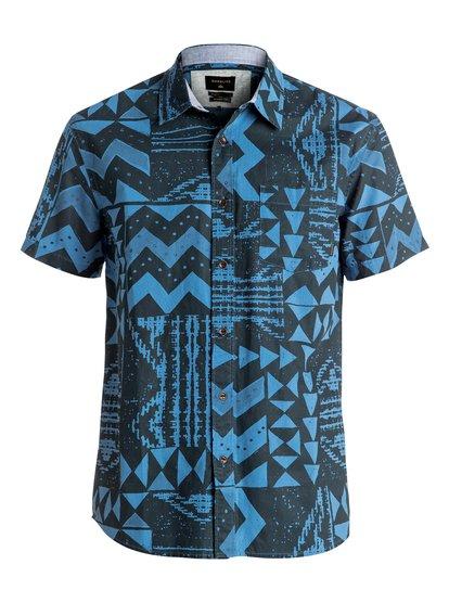 East Cape Crowns - Short Sleeve Shirt  EQYWT03448