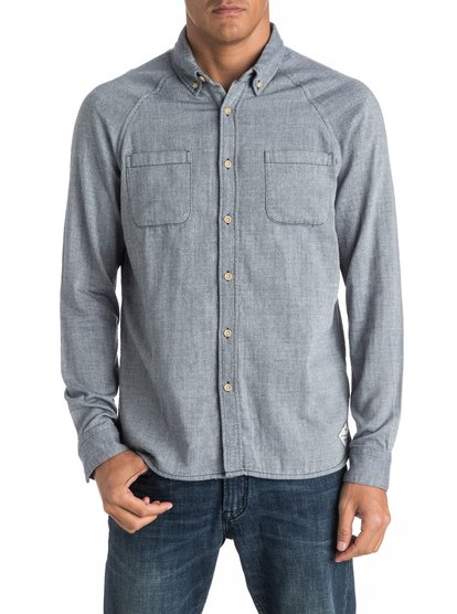 Vernon Wash Out - Long Sleeve Shirt