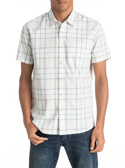Everyday Check - Short Sleeve Shirt<br>