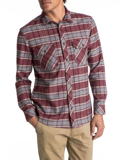 Рубашка с длинным рукавом River Back Flannel<br>