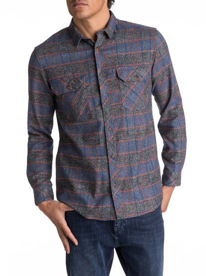 River Back Flannel - Long Sleeve Shirt  EQYWT03532