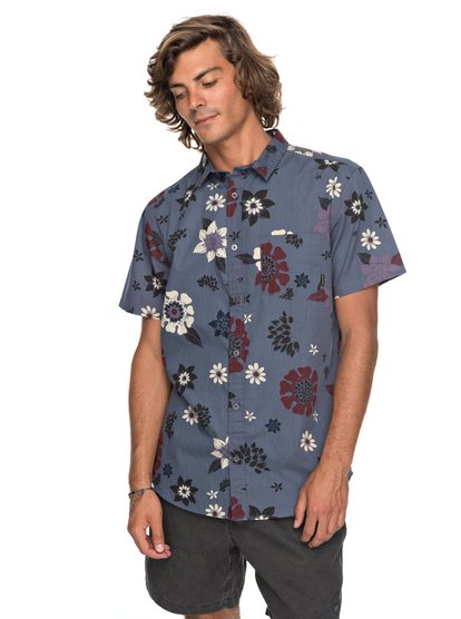 Sunset Floral - Short Sleeve Shirt  EQYWT03634