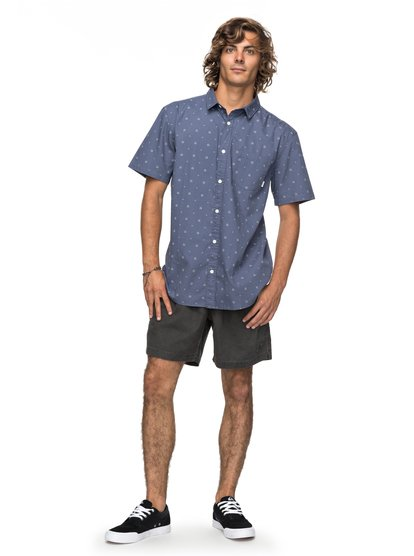 Рубашка с коротким рукавом Kamanoa