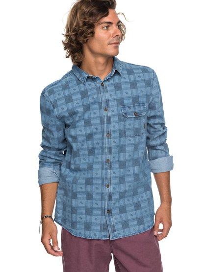 Рубашка с длинным рукавом Full Rail Indigo&amp;nbsp;<br>