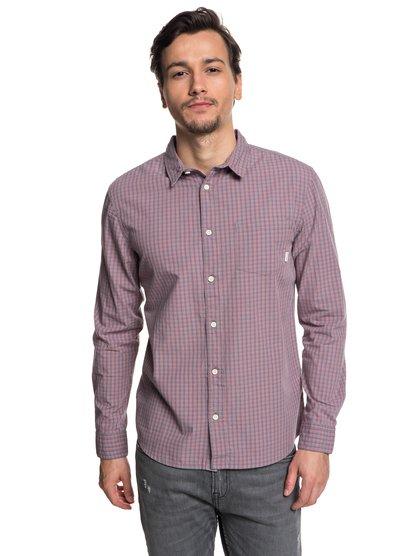 Рубашка с длинным рукавом Everyday Check - Розовый