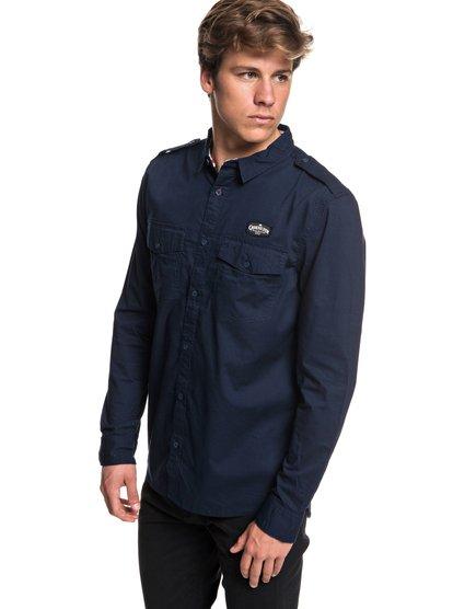 Рубашка с длинным рукавом Tripster - Синий