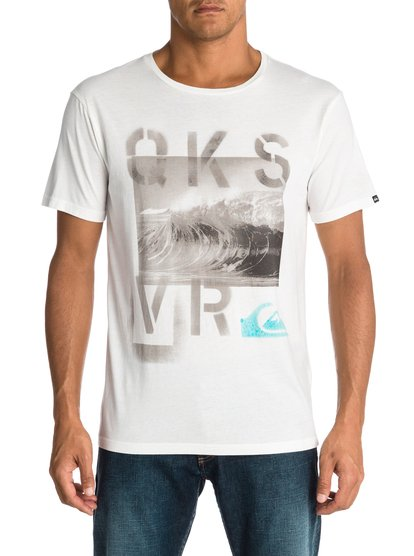 Ss Nomad Organic Tee L4 Quiksilver 945.000