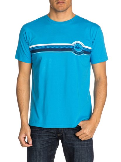Ss Bright Tee C1 Quiksilver 1390.000