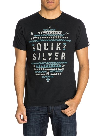 Ss Qs Tee F2 Quiksilver 1490.000