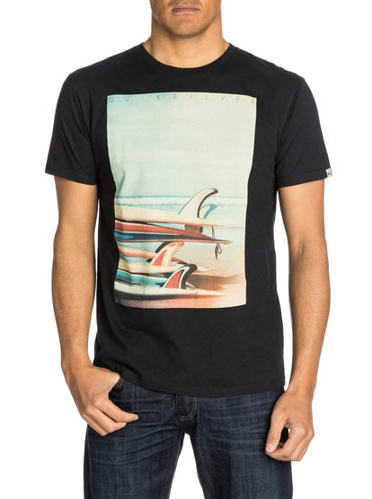 Ss Qs Tee F7 Quiksilver 1490.000