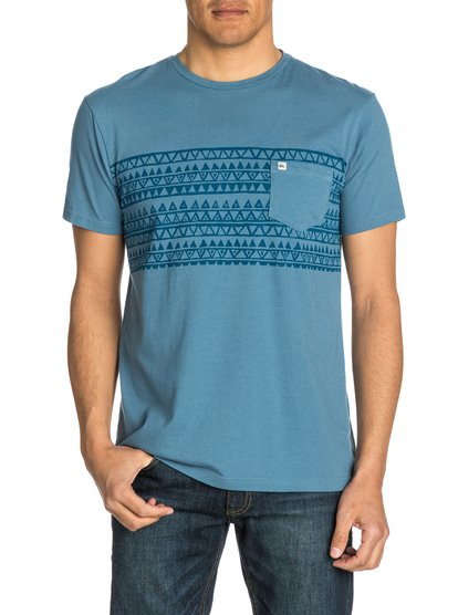 Ss Pocket Tee M1 Quiksilver 1690.000