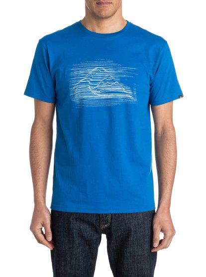 Classic CorichterМужская футболка Classic Corichter от Quiksilver. Характеристики: хлопчатобумажный трикотаж, легкая ткань, стандартный крой. <br>СОСТАВ: 100% хлопок.<br>