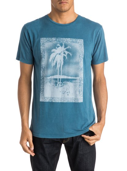Quiksilver Men's Postcard T-Shirt