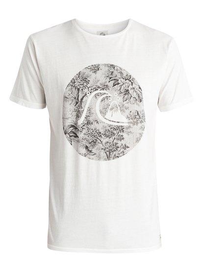 Garment Dyed Sunset Tunels - T-Shirt  EQYZT03610
