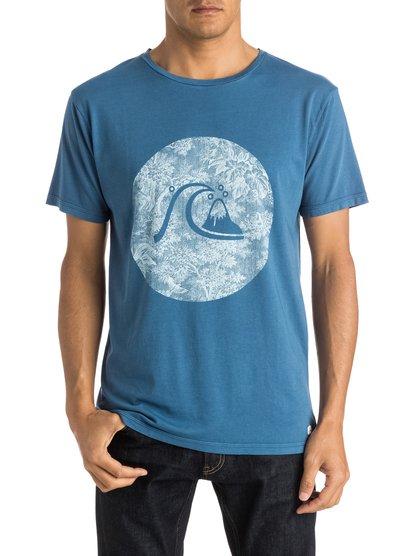 Mens Garment Dyed Sunset Tunels T-ShirtМужская футболка Garment Dyed Sunset Tunels от Quiksilver. <br>ХАРАКТЕРИСТИКИ: мягкий натуральный трикотаж, легкий текстиль плотностью 140 г/кв. м, крой Premium, изделие окрашено после изготовления. <br>СОСТАВ: 100% хлопок.<br>