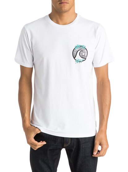 Quiksilver Ghetto Surf T-Shirt