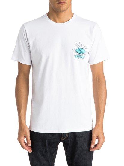 Gateway T-ShirtМужская футболка Gateway от Quiksilver. <br>ХАРАКТЕРИСТИКИ: короткие рукава, мягкий натуральный трикотаж, ткань средней плотности 180 г/кв. м, брендинг коллекции Dark Rituals. <br>СОСТАВ: 100% хлопок.<br>