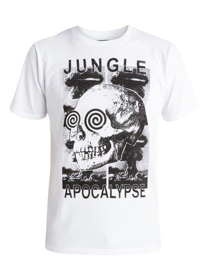 Amazon Apocalypse - t-shirt pour homme - blanc - quiksilver