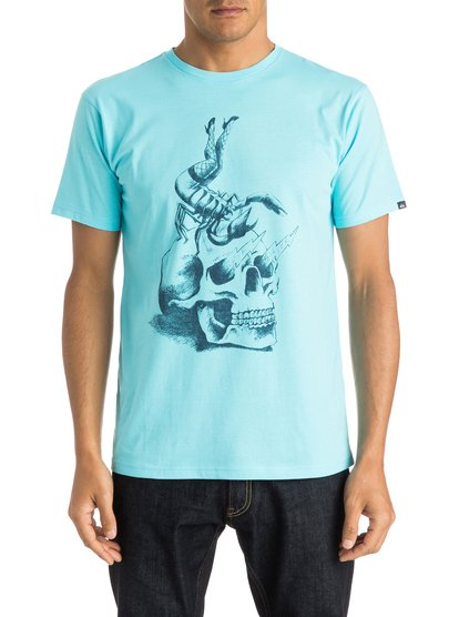 Quiksilver Men's Classic Scorpion Rules T-Shirt