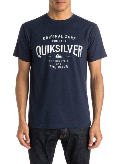 Mens Classic Claim It T-ShirtМужская футболка Classic Claim It от Quiksilver. <br>ХАРАКТЕРИСТИКИ: короткие рукава, мягкий натуральный трикотаж, легкий текстиль, стандартный крой. <br>СОСТАВ: 100% хлопок.<br>