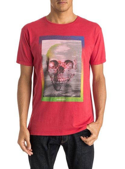 Mens Skully Acid T-ShirtМужская футболка Skully Acid от Quiksilver.ХАРАКТЕРИСТИКИ: короткие рукава, мягкий натуральный трикотаж, легкий текстиль плотностью 140 г/кв. м, крой Premium.СОСТАВ: 100% хлопок.<br>