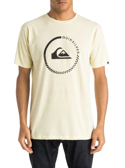 Quiksilver Men's Classic Active Check T-Shirt