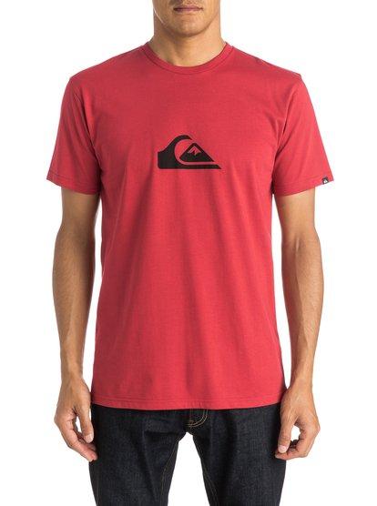 Mens Classic Everyday MW T-ShirtМужская футболка Classic Active Check от Quiksilver. <br>ХАРАКТЕРИСТИКИ: короткие рукава, мягкий натуральный трикотаж, легкий текстиль, стандартный крой. <br>СОСТАВ: 100% хлопок.<br>