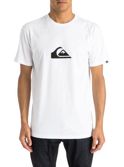 Mens Classic Everyday MW T-ShirtМужская футболка Classic Active Check от Quiksilver.ХАРАКТЕРИСТИКИ: короткие рукава, мягкий натуральный трикотаж, легкий текстиль, стандартный крой.СОСТАВ: 100% хлопок.<br>