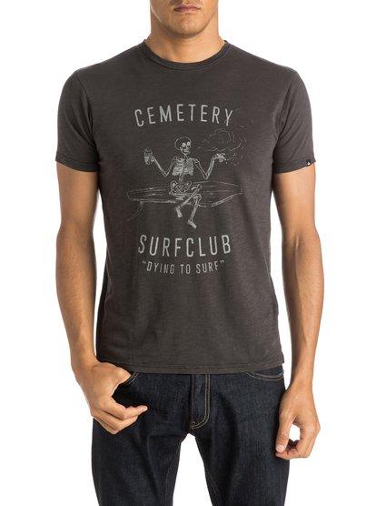 Men's Slub Cemetery T-Shirt