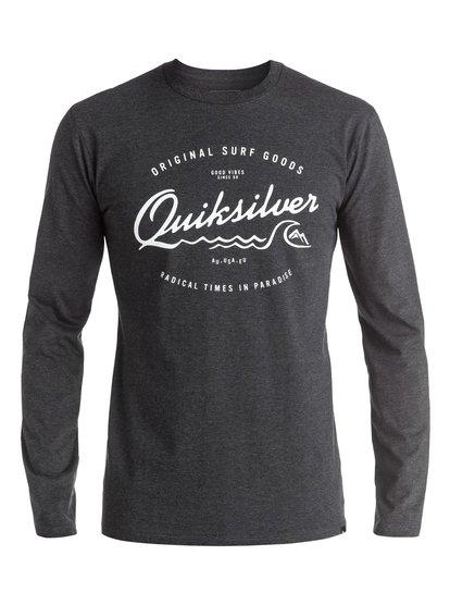 Classic West Pier - Long Sleeve T-Shirt  EQYZT03939