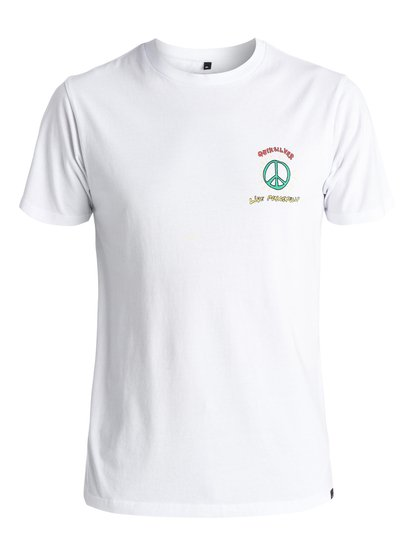 Live Peacefully - T-Shirt  EQYZT03954