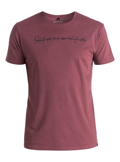 Logo Quik Signature - T-Shirt  EQYZT03974