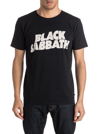 Quiksilver Music Collab Black Sabbath Classic - T-Shirt<br>