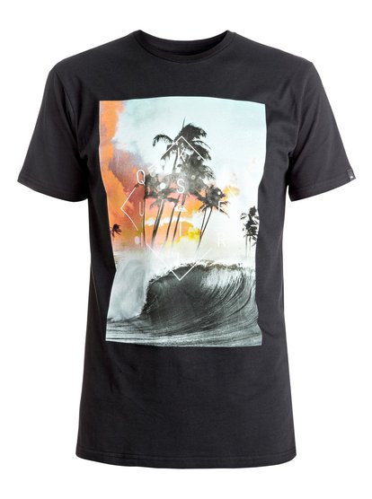 Classic Wave Thunder - T-Shirt  EQYZT04283